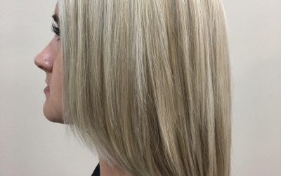 Blonde Ultra Fine Hair Color.