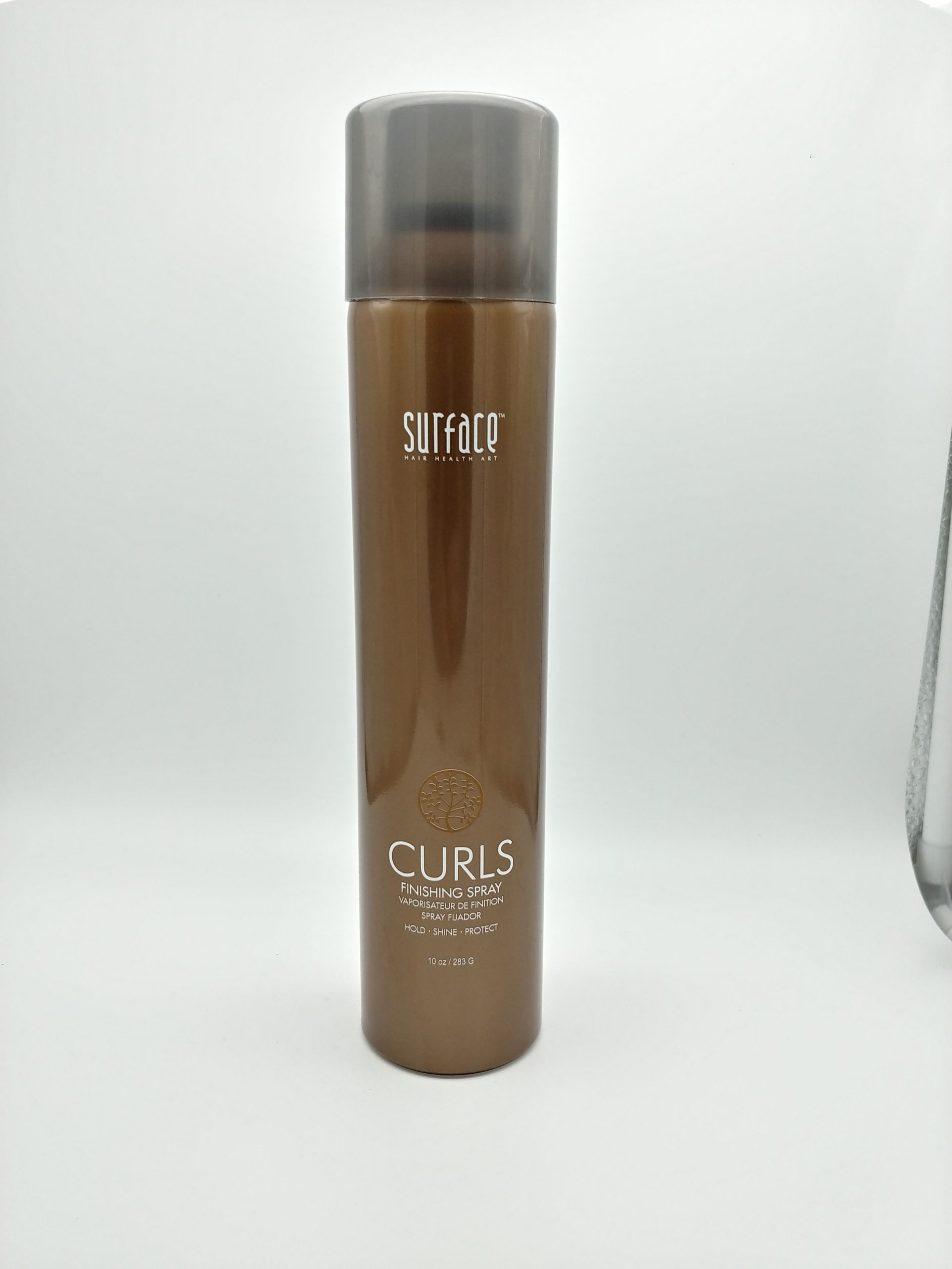 Surface Curls Finishing Spray