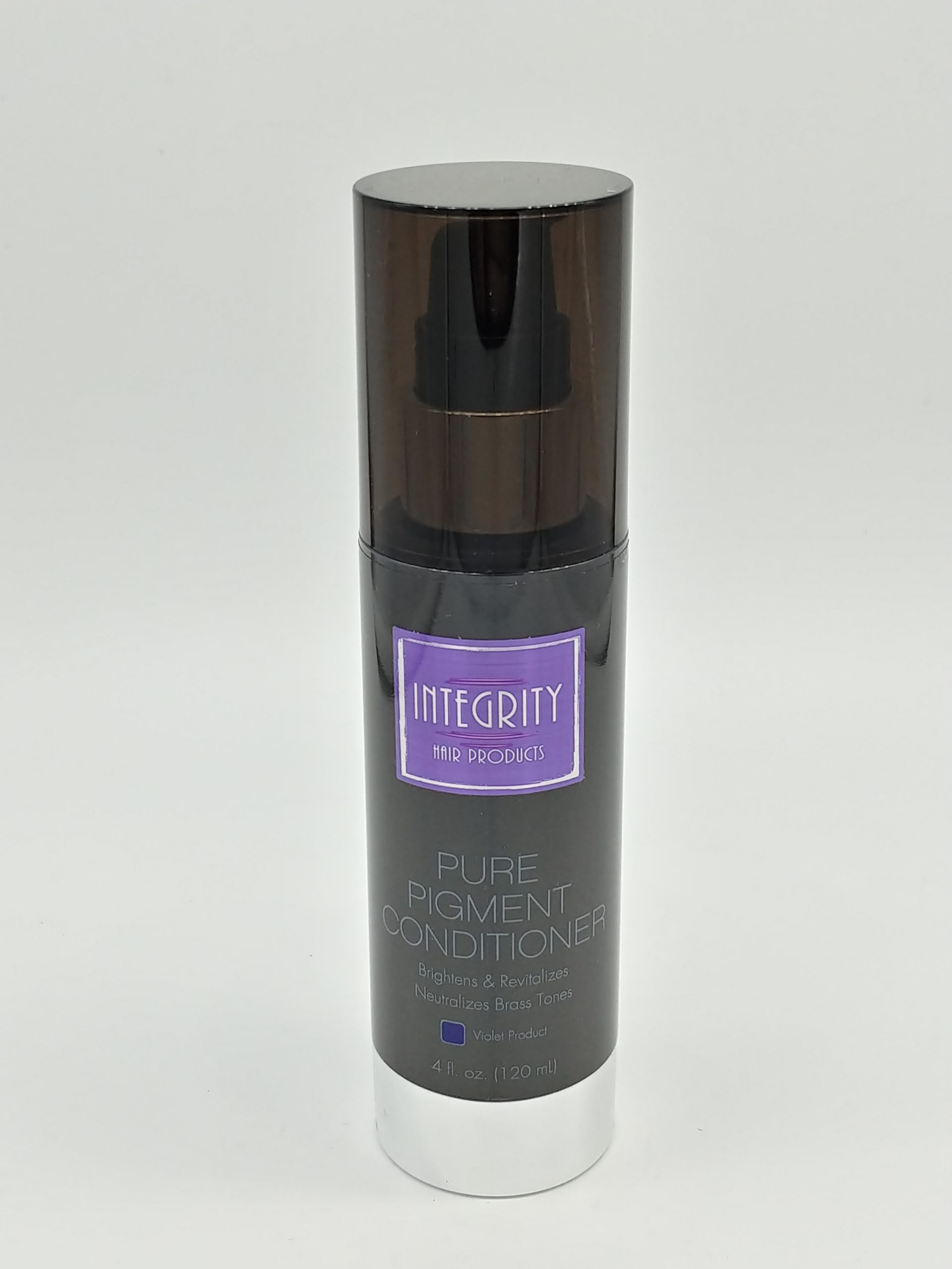 Integrity Pure Pigment Conditioner: Violet Product 4oz